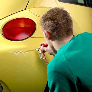 Comment atténuer les rayures profondes sur une carrosserie de voiture ?